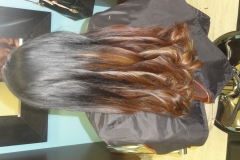 After Ombre